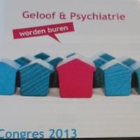 Congres: Geloof & Psychiatrie, worden buren.